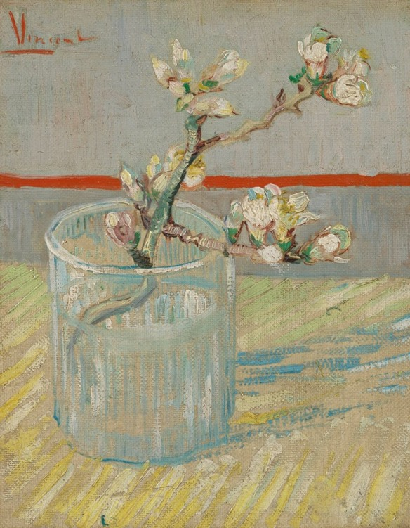 FloweringAlmondVanGogh